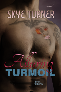 Alluring Turmoil ebook Cover